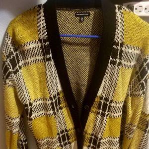 Sweaters - 🌺Yellow Plaid🌺